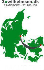 Privat transport 3xwilhelmsen.dk